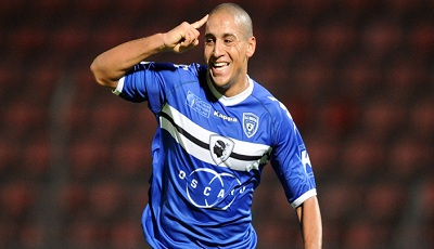 Football : Bastia / Arles Avignon - Ligue 2 - 28/10/2011