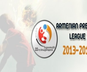 TF 5+ Premier League 2013/14 – Arménia